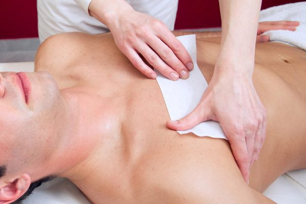 Lafusion Spa Men Waxing Services