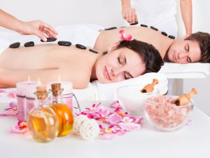 Lafusion Spa Hot Stone Couples Massage