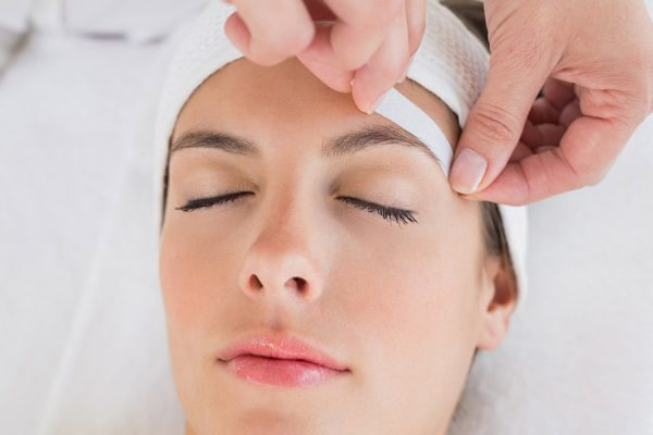 Lafusion Spa Eyebrow Waxing Services