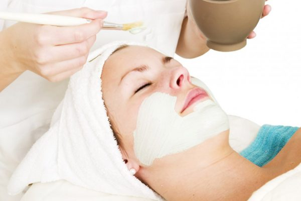 Lactic Acid Facial Peel