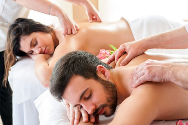 Lafusion Couples Massage Package